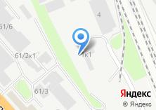 Компания «ТермоСтоп» на карте