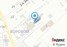 Компания «АВТрансСибирь» на карте
