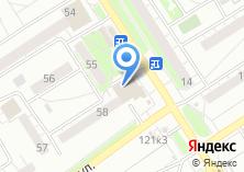 Компания «Антрекот» на карте