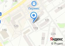 Компания «Этро» на карте