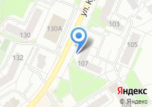 Компания «ДЕНТАРС» на карте