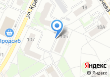 Компания «ВВ» на карте