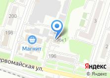 Компания «Молочная лавка» на карте