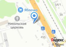 Компания «Компания по приему лома и продаже металлопроката» на карте