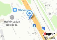 Компания «Домострой 2» на карте