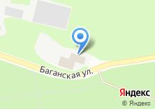 Компания «Новосибирский стрелочный завод» на карте
