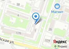 Компания «Первомайский юридический центр» на карте