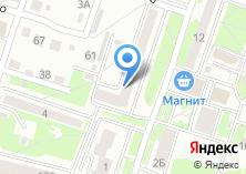 Компания «Библиотека им. К.И. Чуковского» на карте