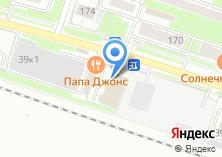 Компания «Новолитекс» на карте