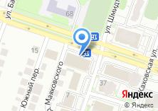 Компания «Комплекс Мультимедиа» на карте