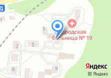 Компания «Почтовое отделение №59» на карте