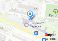 Компания «Федерация смешанного боевого единоборства» на карте