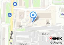 Компания «Магазин сантехники и крепежных изделий» на карте