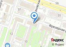 Компания «Участковый пункт полиции Отдел полиции №9 Первомайский» на карте