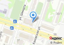 Компания «Подвалторг» на карте