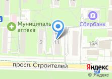 Компания «Нотариус Кузьменок Л.В» на карте