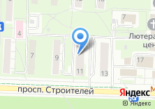 Компания «СпортЭксперт» на карте