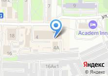 Компания «Игролес» на карте