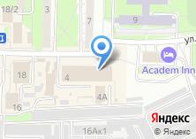 Компания «IC» на карте