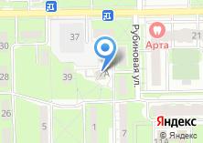 Компания «Эйдос» на карте