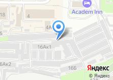 Компания «А-Лифлед» на карте