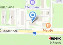Компания «Почтовое отделение №55» на карте