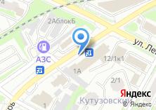 Компания «Шиномонтажная мастерская на ул. Красная Сибирь (г. Бердск)» на карте
