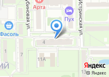 Компания «Сытный» на карте