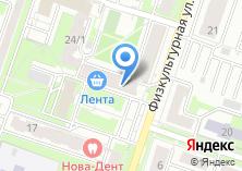 Компания «Фиксики» на карте