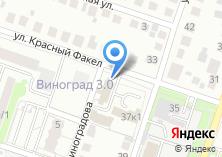 Компания «Красный факел» на карте