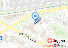 Компания «АвтоТрансПрактик» на карте