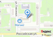 Компания «МАСТЕР-ГАРАНТ» на карте