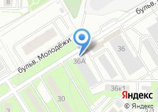 Компания «Золушка МУП» на карте