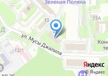 Компания «Управление Федеральной службы государственной регистрации кадастра и картографии по Новосибирской области Советский» на карте