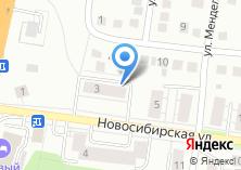 Компания «Частная стоматологическая клиника» на карте
