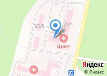 Компания «ЦНМТ» на карте