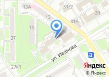 Компания «Пепино» на карте