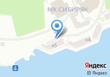 Компания «Строящийся жилой дом по ул. Речкуновская Зона Отдыха (Бердск)» на карте