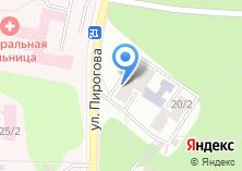 Компания «Общежитие НГУ» на карте