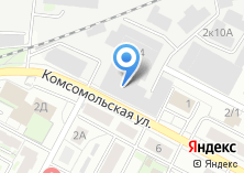 Компания «Теплообменник» на карте