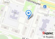Компания «Новосибирскэнергосбыт компания по сбыту электрической энергии Справочное обслуживание населения продажа электросчетчиков» на карте