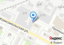 Компания «МИР УПАКОВКИ» на карте