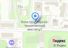 Компания «НОВОПАК» на карте