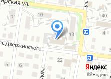 Компания «ПродСиб» на карте