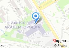 Компания «Abc.ru» на карте