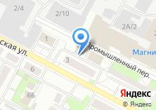 Компания «ТЭССО» на карте