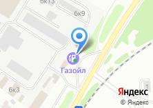 Компания «АЗС Октан-М» на карте