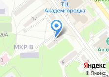 Компания «Новосибирская Областная Спортивная Федерация Тхэквондо ИТФ» на карте