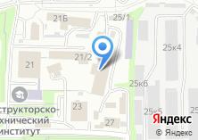Компания «СИБИНКОМ OOO» на карте
