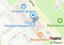 Компания «Тариф Мастер» на карте